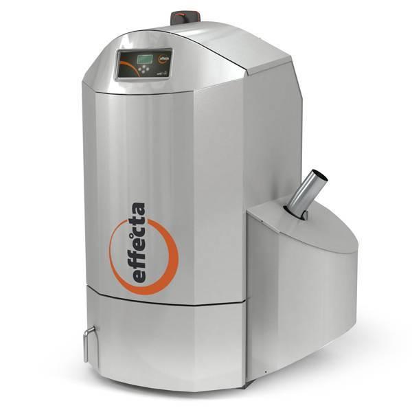 Caldera de pellets effecta komplett effecta bensal biomasa - Calderas de pelets ...